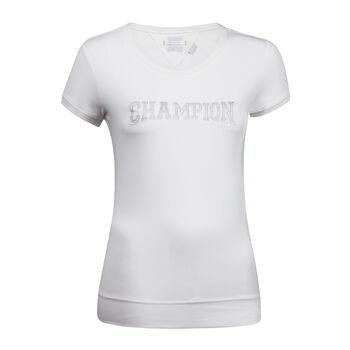 Champion  Crewneck T-Shirtnői póló Nők fehér