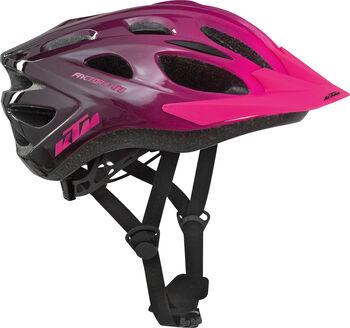 KTM FL Youth gyerek kerékpáros sisak rózsaszín