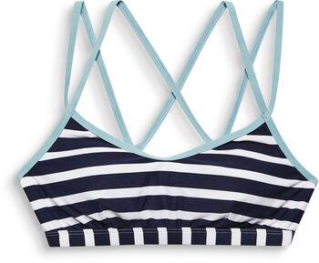 Esprit Tampa Beach női bikinifelső Nők kék
