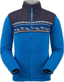 Spyder Wyre FZ férfi hosszujjú felső Férfiak kék