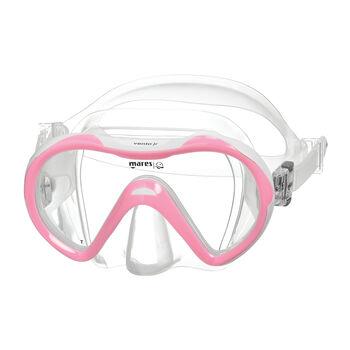 Mares Vento Jr. gyerek búvármaszk rózsaszín