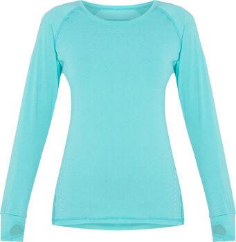 PRO TOUCH Eeva női hosszúujjú futópóló Nők kék