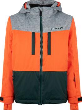 FIREFLY Quaterpipe Boys 10.10 fiú snowboardkabát narancssárga