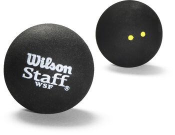 Wilson Staff squashlabda (dupla sárga pont)