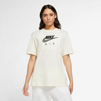 Nike  W Nsw Air Bf Topnői ing Nők törtfehér
