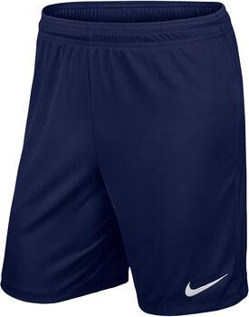Nike Park II Knit férfi rövidnadrág Férfiak kék