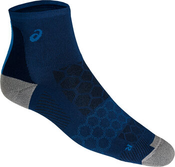asics Speed Sock Quarter kék