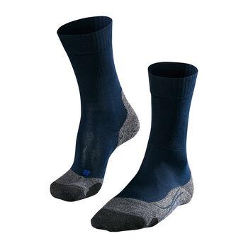 FALKE Ffi.-Harisnya Socken Férfiak kék