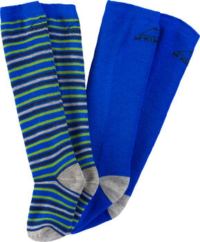 McKINLEY Rigo Jrs gyerek sízokni kék