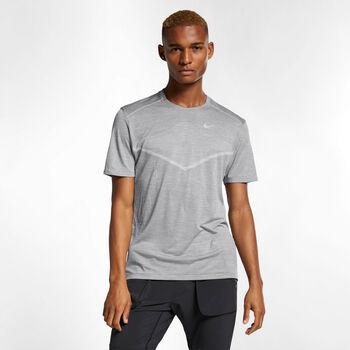 Nike M Nk Techknit Cl Ultra férfi futó póló Férfiak szürke
