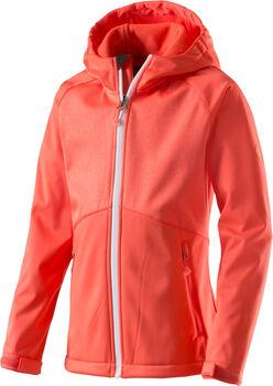 McKINLEY Billy II 5.8 lány softshell kabát narancssárga