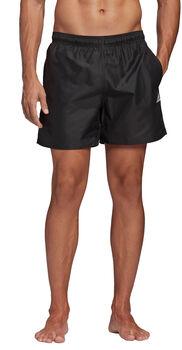 adidas Solid Clx Sh Sl férfi rövidnadrág Férfiak fekete