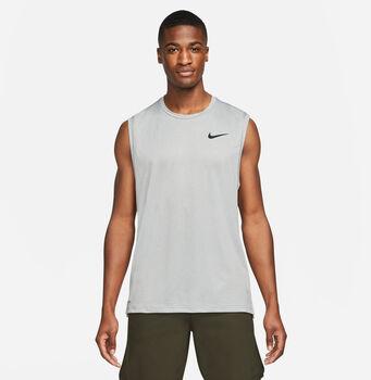 Nike M NP DF HPR DRY TOP gyerek felső Férfiak szürke