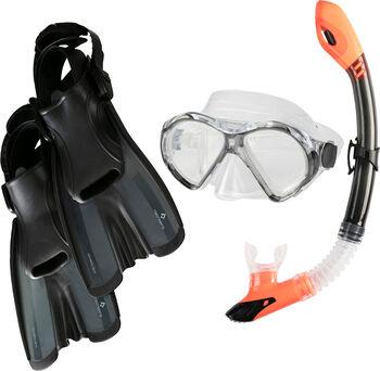 TECNOPRO ST8 sznorkelling szett szürke