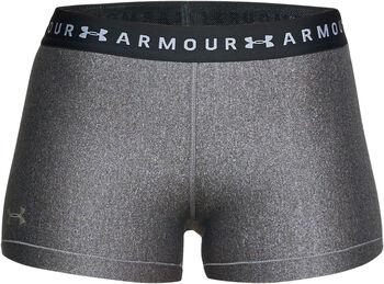 Under Armour Női-Short UA fittness rövidnadrág Nők szürke
