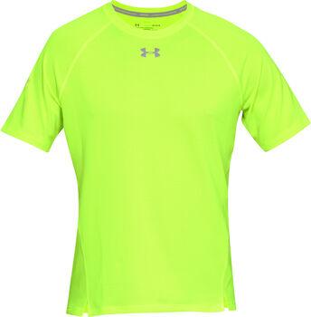 Under Armour Qualifier SS férfi futópóló Férfiak sárga