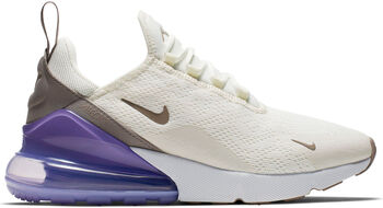 Nike W Air Max 270 női szabadidőcipő fehér