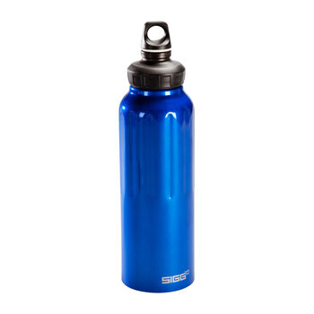 Sigg Wide Mouth Traveller kulacs kék