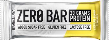 BioTech Zero Bar 50 g  barna
