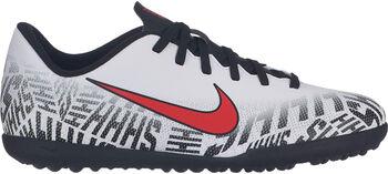 Nike Vapor 12 Club GS NJR gyerek műfüves focicipő fehér
