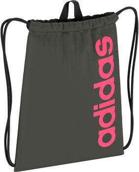 adidas Lin Core Gymsack tornazsák szürke
