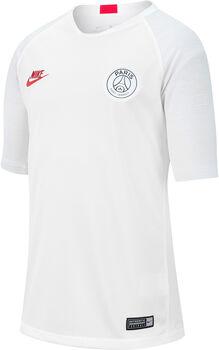 Nike Paris Saint-Germain Breathe Strike gyerek póló Fiú fehér