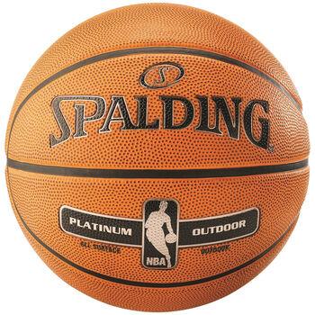 Spalding Platinum Outdoor kosárlabda narancssárga