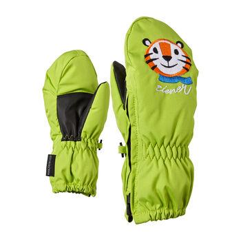 Ziener Le Zoo Minis gyerek kétujjas kesztyű zöld