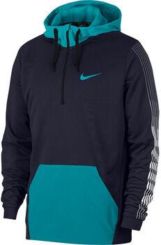 Nike Dri-FITFleece Training Hoodie kék