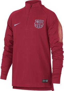 Nike  FCB Y Dry Sqd Dril rózsaszín