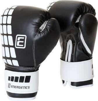 ENERGETICS bokszkesztyű fekete
