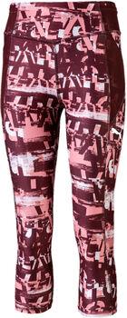 PUMA Runtrain AOP 3/4 Leg Lány rózsaszín