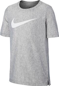 Nike B NK DRY SS gyerek póló szürke