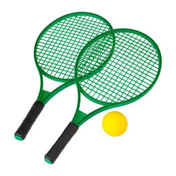 Adriatic Family Tennis műanyag tenisz szett fehér