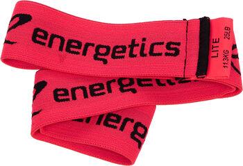 ENERGETICS Mini Band Comfort erősítő szalag piros