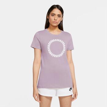 Nike  W Nsw Tee Icon Clashnői ing Nők lila