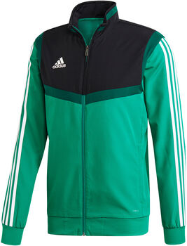 adidas TIRO19 PRE JKT férfi felső Férfiak zöld