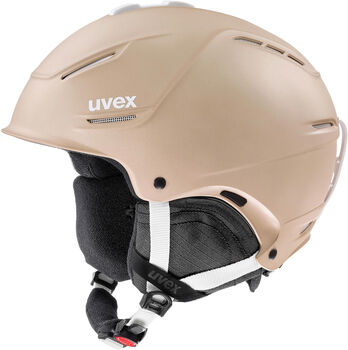 Uvex p1us 2.0 felnőtt sísisak barna