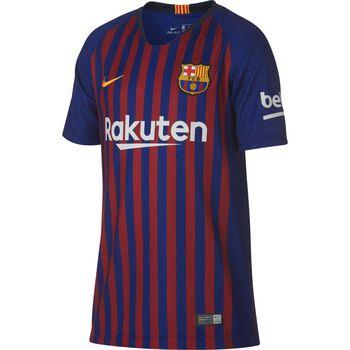 Nike Y FC Barcelona Home gyerek focimez kék
