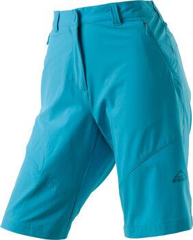 McKINLEY Manika UPF30 női rövidnadrág Nők kék