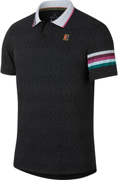 NikeCourt AdvantageTennis Polo fekete