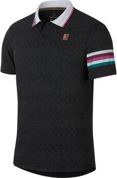Nike Court AdvantageTennis Polo Férfiak fekete