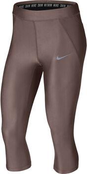 Nike Speed Running Capris női futónadrág Nők barna