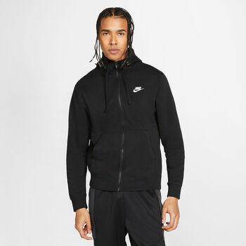 Nike Sportwear Club Fleece férfi kapucnis felső Férfiak fekete