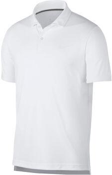 Nike Court Dri-FIT férfi teniszpóló Férfiak fehér