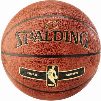 Spalding NBA Gold kosárlabda narancssárga