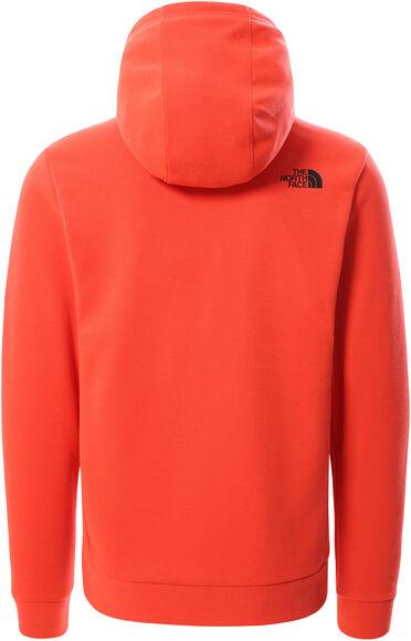 Berard férfi kapucnis pulóver