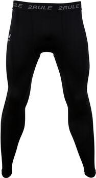 2RULE Aláöltöző hosszú szárú alsó Férfiak fekete