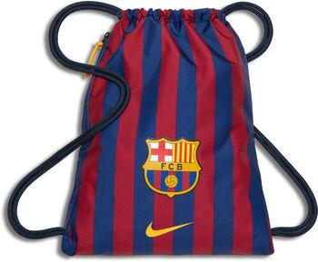 Nike Stadium FC Barcelon Gymsack tornazsák kék