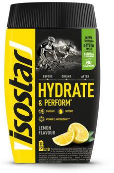 Isostar Hydrate&Perform izotóniás italport (400g) sárga